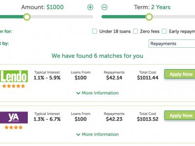 Bank Comparison Plugin
